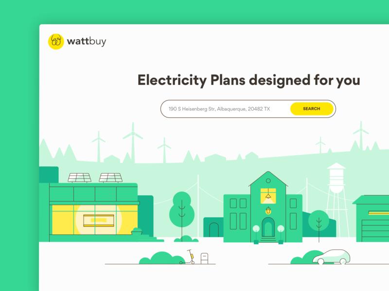 Wattbuy - website rebranding