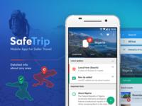 Disease finder - app concept