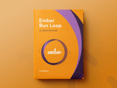 Ember Run Loop Cover ebook vivid cover tips book js-framework js ember