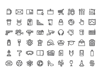 re-publica15 Icons