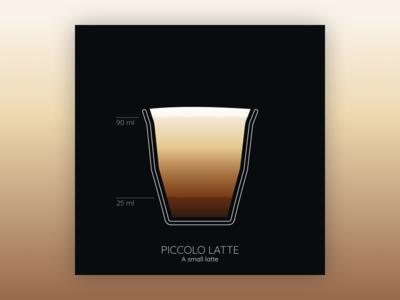 Latte Illustration visual design illustrator illustration coffee