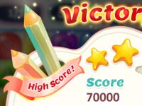 Victory screen