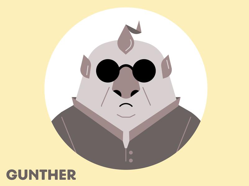 Curious Killers: Gunther