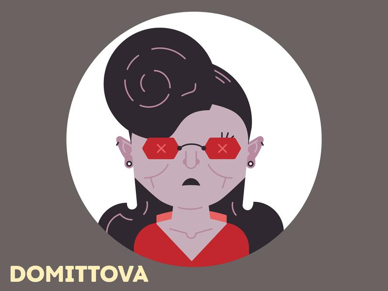 Curious Killers: Domittova