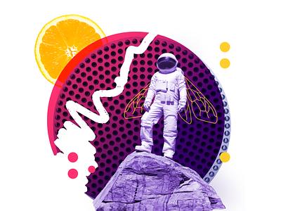 Launchable Astronaut launchable illustration