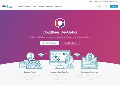 DevOptics devoptics cloudbees