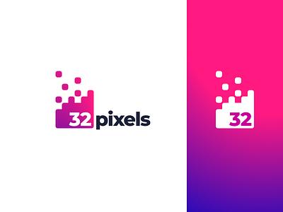 32pixels logo logo