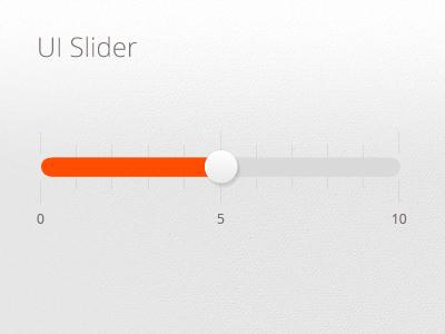 UI Slider fresh css3 flash slider jquery ui minimal