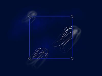 LUCENT jellyfish hightech finance identity branding