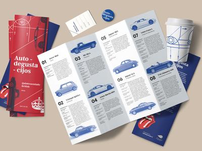 """Brochure """"Autodegustacija"""""""