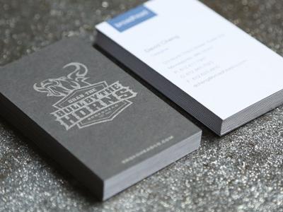 broadhead business card