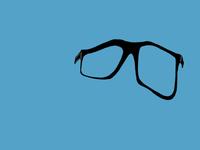 Lost glasses.