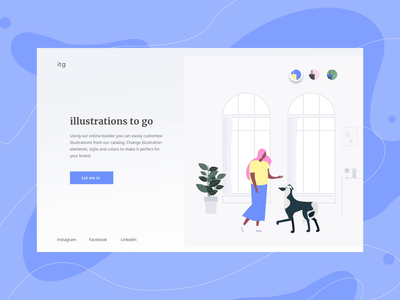 Marketplace for Illustrations
