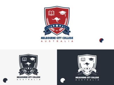 MCCA | Logo concept for Melbourne City College Australia