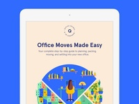 Office Moves Made Easy for Managed by Q