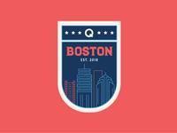 Q Boston Identity