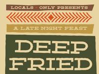 Rwq deep fried flyer