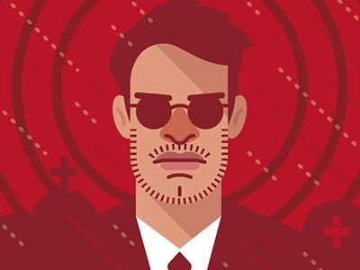 Matt Murdock hero superhero movie tv novel graphic books book comic daredevil