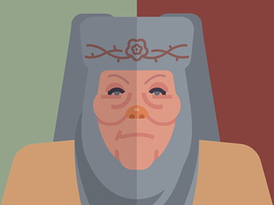 Olenna Tyrell fire ice vector print poster movies film tv thrones game