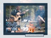 Student Camp Mockup