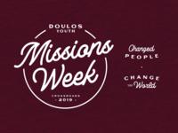 Missions Week 2019