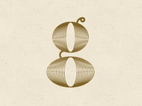 'G' letter typography typehue