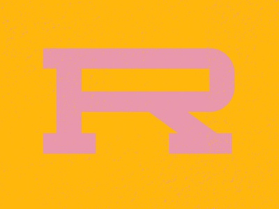 R by Jeffrey Herrera via dribbble