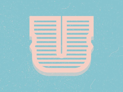 U by Jeffrey Herrera via dribbble