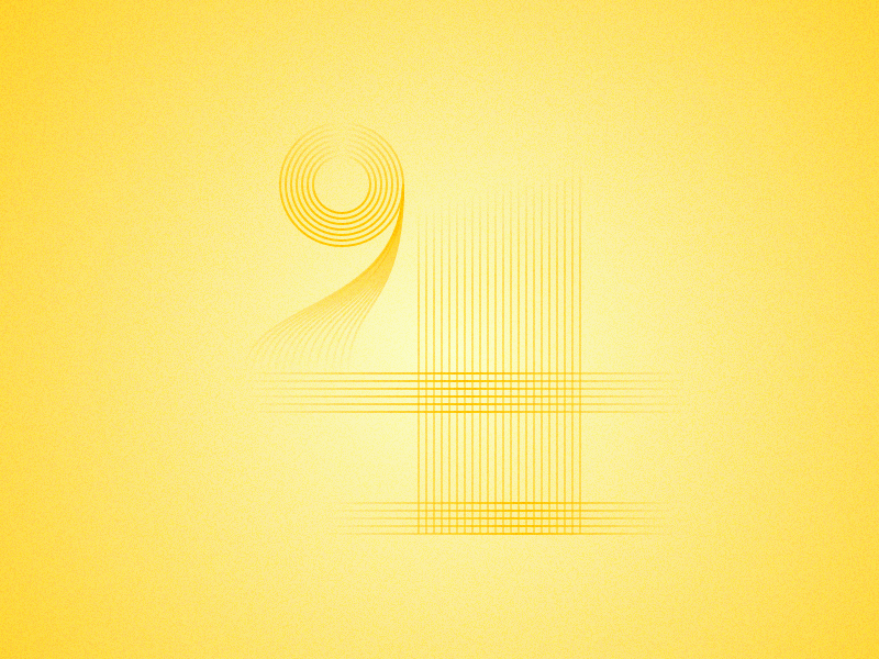 '4' typography typehue number letter