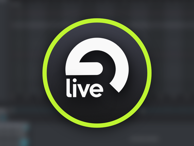 Ableton Live Icon mac macos icns icon production live ableton