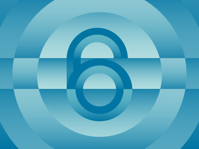 6 typography typehue number letter
