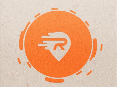 Coaster Logo Mockup identity logo organic print branding graphic design