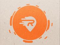 Coaster Logo Mockup
