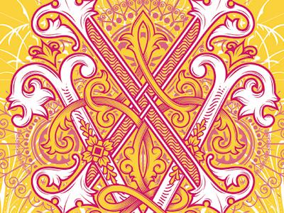 XV Monogram