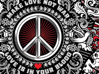 LYNX Peace lynx peace lynxpeace illustration red cross australia vector blood donation campaign
