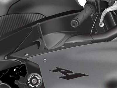 Yamaha R1 Vector Illustration motorbike motorcycle illustration vector