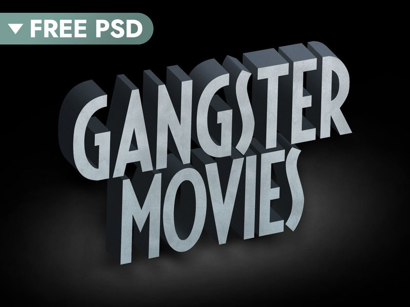 FREE DOWNLOAD] Old Movie Text Effect by Hyperpix Studio on Dribbble