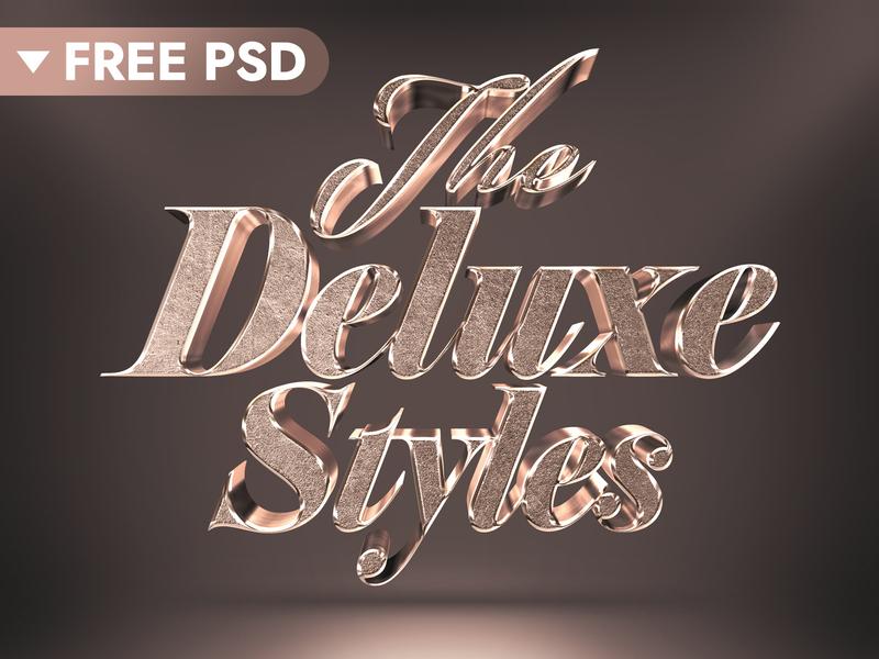 FREE DOWNLOAD] 3D Bronze Text Effect by Hyperpix Studio on Dribbble