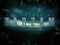 Tarzan Text Effect