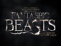 Fantastic Beasts Texrt Effect
