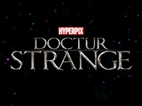 Doctor Strange Text Effect
