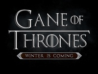 Game of Thrones Text Effect