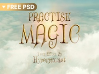 [FREE DOWNLOAD] Fantasy Text Effect