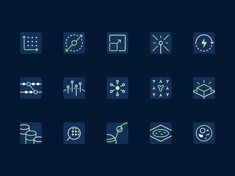 10x Icons Dark