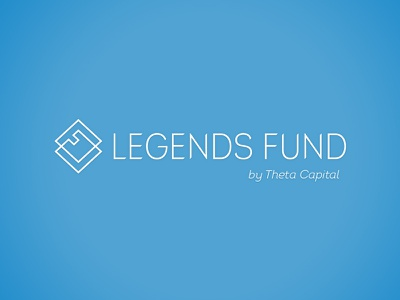 Legends Fund - New Logo logo fund identity finance financial legends hedge fund