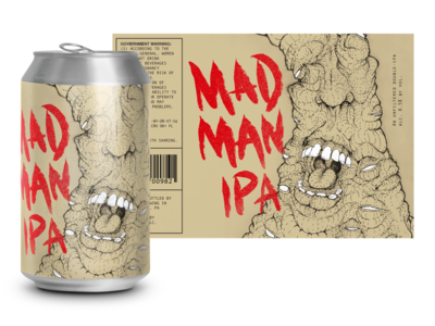 Mad Man IPA