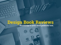 Weekly Pixels - Design Book Reviews
