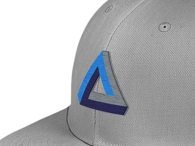 Hatology Snapback Triangle Paradox cap hat otto snapback