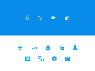Scatter Icons