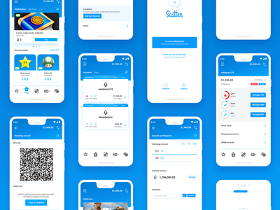 Mobile Is Coming mobile nft dapps crypto blockchain eos wallet scatter